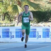 Thomas Moran Irish Masters International Sprinter & Asthmatic